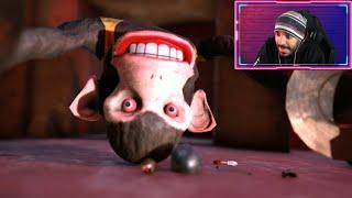 SI TOY STORY FUESE UN JUEGO DE TERROR - 3 Juegos de Terror (Horror Games)