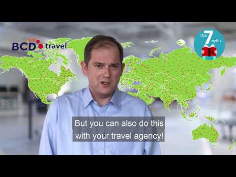 A travel agency can't book hotels worldwide – Fact or fiction?