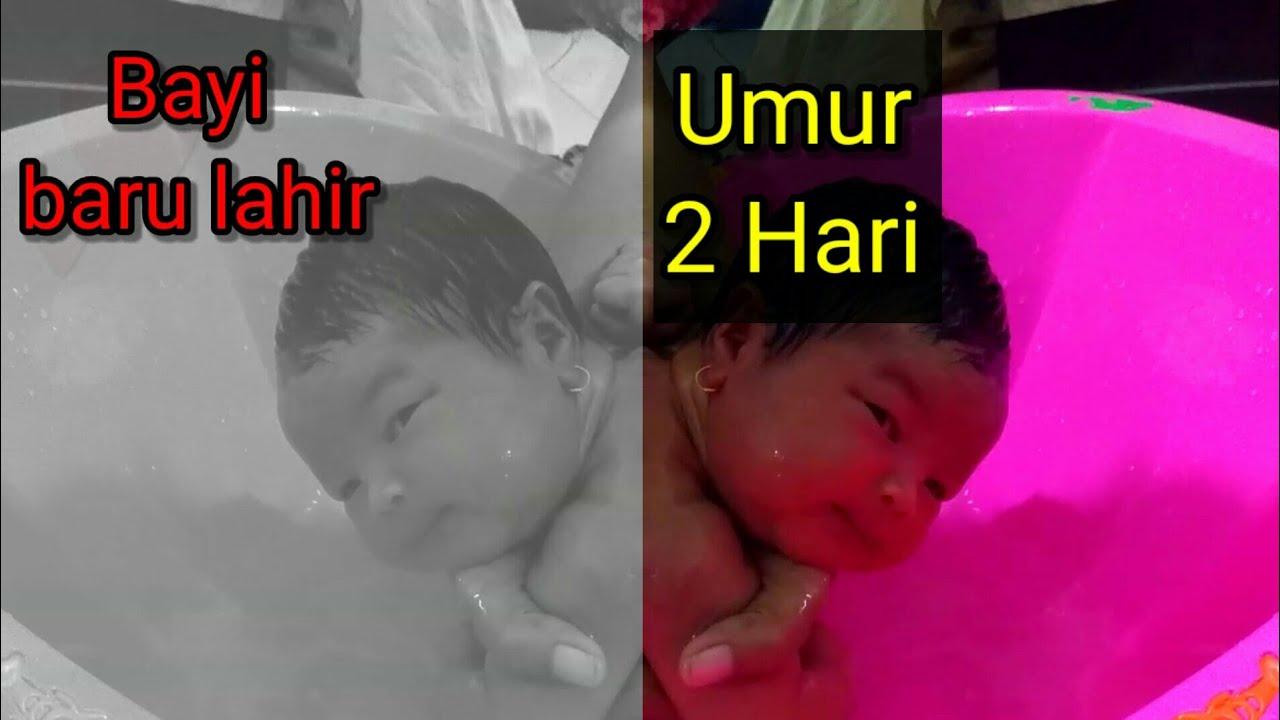 Pandangan pertama 9:25 // bayi baru lahir - YouTube