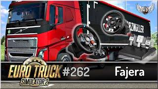 """Euro Truck Simulator 2 - #262 """"Fajera"""""""