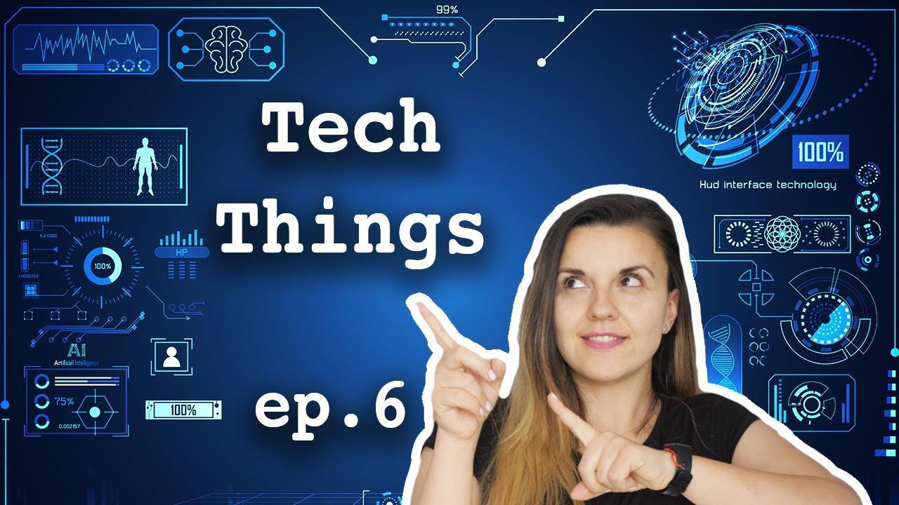Tech Things - Zi mare pentru Nasa și SpaceX, inima bionică fără puls și alte finețuri!(Ep. 6)