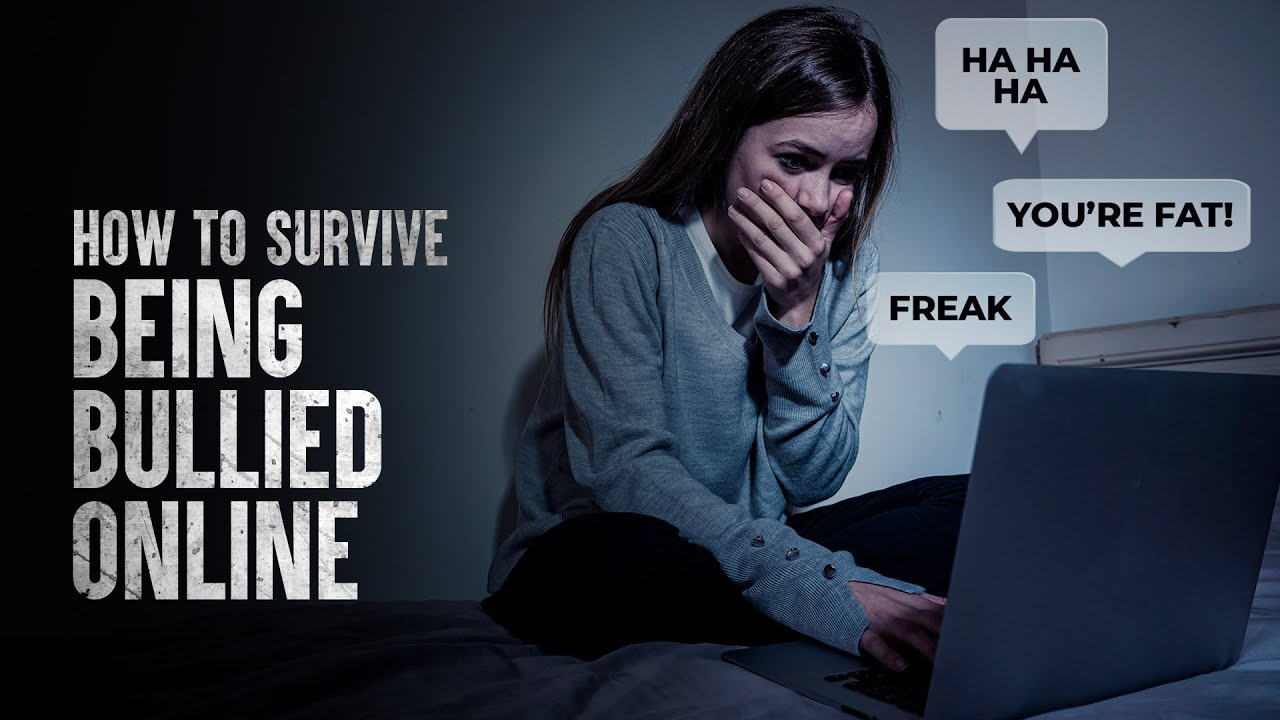 How to Survive Being Bullied Online