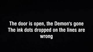 """Demon's Cage"" - SONATA ARCTICA - Lyrics"