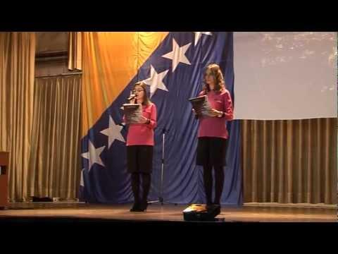 Dan Drzavnosti  part 1 Sarajevo college Vraca Campus