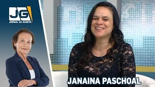 Janaina Paschoal, dep. est. eleita (PSL), fala sobre a campanha