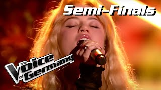 Tom Odell - Another Love (Paula Dalla Corte) | The Voice of Germany | Semi Final