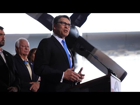 Rick Perry Presidential Announcement Speech