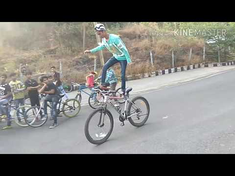 Team Bhopal Bicycle Freestyler