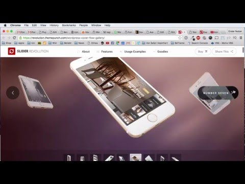 Revolution Slider 5 Wordpress