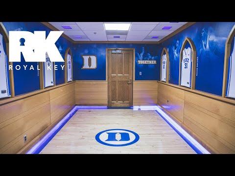 We Toured the Duke Blue Devils' Sneaker-Filled Basketball Facility | The Royal Key