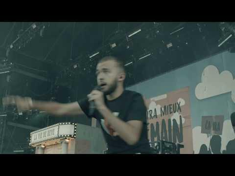 """VIDEOS. Main Square festival : Bigflo & Oli, concert le plus """"sympa"""" de l'édition 2019"""