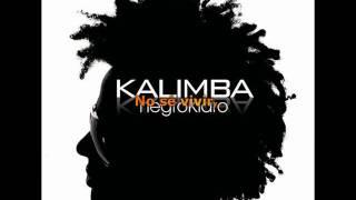 """Gambar cover Kalimba ft Jesus Navaro """"No Puedo Dejarte De Amar"""" + letra"""