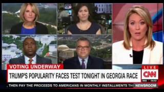 CNN Brooke Baldwin Panel discussion on White House Press Briefing with Sean Spicer