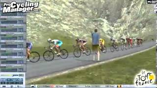 Pro Cycling Manager 2007 - Gameplay trailer 07-03-07