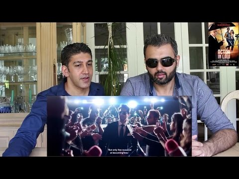 Actor In Law -Trailer Reaction Pakistani Film (Twitter Request)