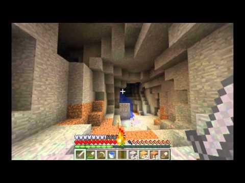 Minecraft Co-op! Simonas Ir Darius Deginančiame Karštyje! 4 Dalis