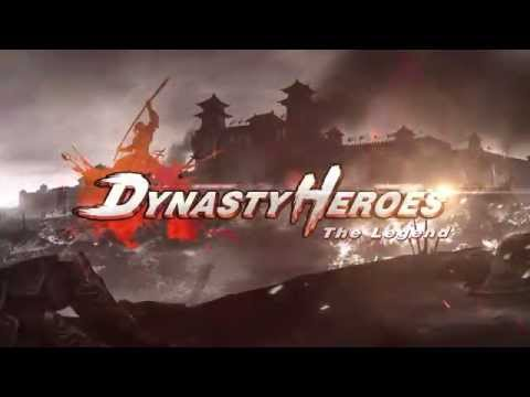 Dynasty Heroes: The Legend Official Trailer 30s - Android