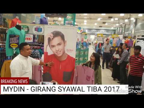 MYDIN - GIRANG SYAWAL TIBA 2017