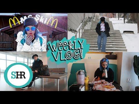 STOCKHOLM & SKIING | Weekly Vlog #10