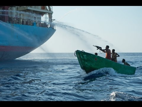 BREAKING NEWS: SOMALI PIRATES TAKE OVER US MERCHANT SHIP 201