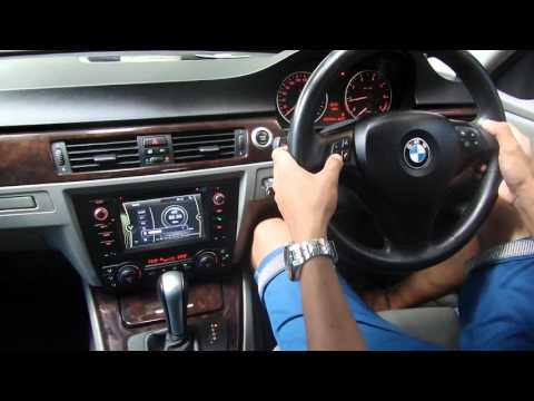BMW E90 Upgrade จอตรงรุ่น Full Function Multimedia