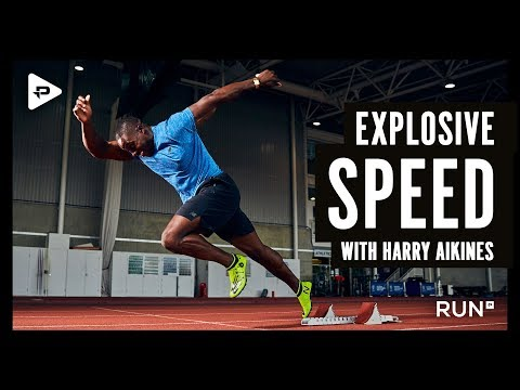 Top Tips: Train For Explosive Speed With Team GB's Harry Aikines-Aryeetey