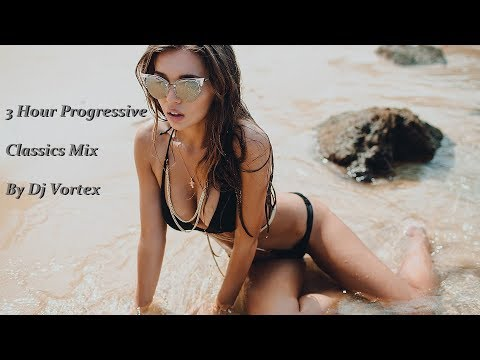 Progressive Classics 3Hour original vinyl Mix Set By Dj Vortex