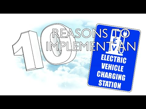 10 Reasons an EV Charging Station is a Great Investment