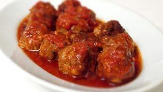 Hacer Albondigas de Carne en tomate thumbnail