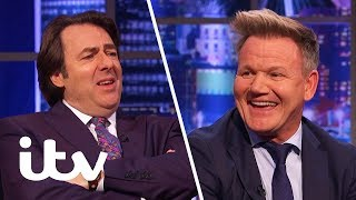 Gordon Ramsay Fainted at His Son's Birth! | The Jonathan Ross Show