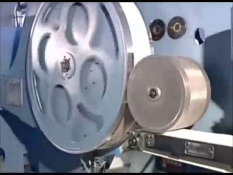 Automatic Sanitary Napkin Making Machine Exporter