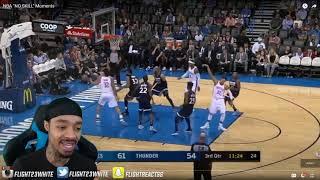 "FlightReacts NBA ""NO SKILL"" Moments!"
