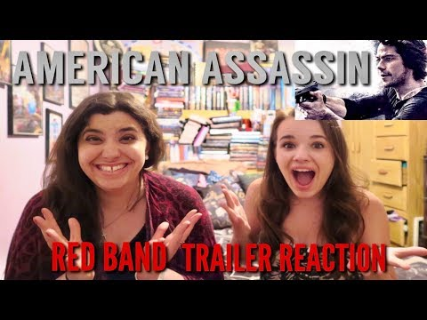 Thumbnail: AMERICAN ASSASSIN RED BAND TRAILER REACTION
