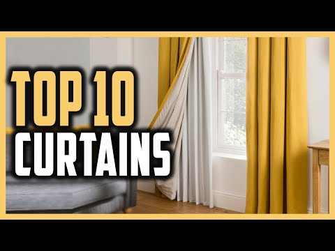 Best Curtain Reviews In 2021   Top 10 Luxurious Curtains For Windows