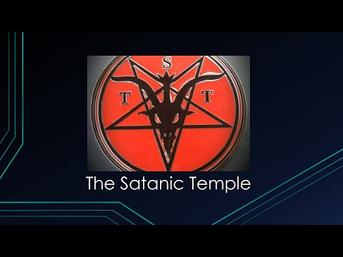 The Satanic Temple - Lucien Greaves - Disbelief Discourse