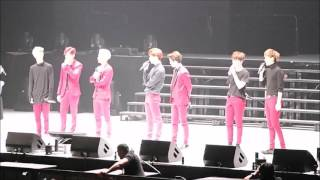 GOT7 Fanmeet in Manila: Teary-eyed Jackson & Bambam?