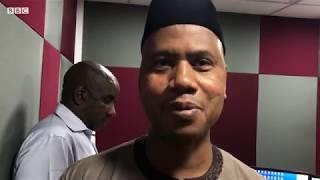 Yadda aiki ke wakana a bayan fage a sashen Hausa na BBC