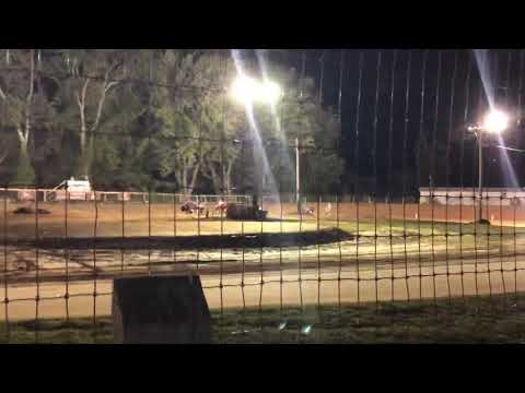 10/11/19 1st time racing karts. - dirt track racing video image