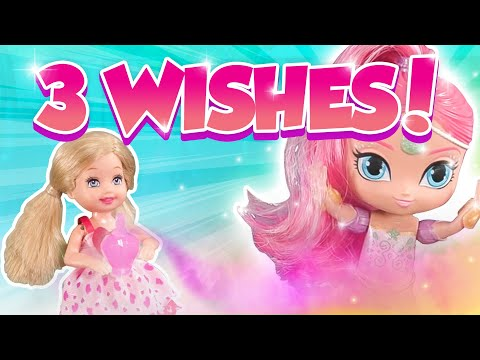 Barbie - The Genie and the Three Wishes | Ep.191