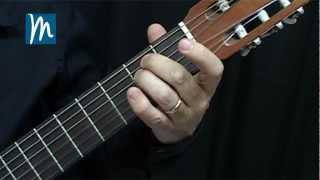 Acordes de Guitarra - Enlace de acordes Em - Am