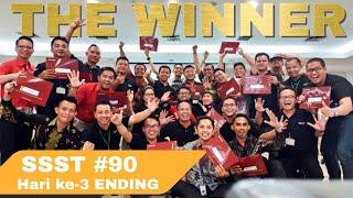 Training SSST #90 Hari ke-3 ENDING - THE WINNER - TTC - Toyota Indonesia