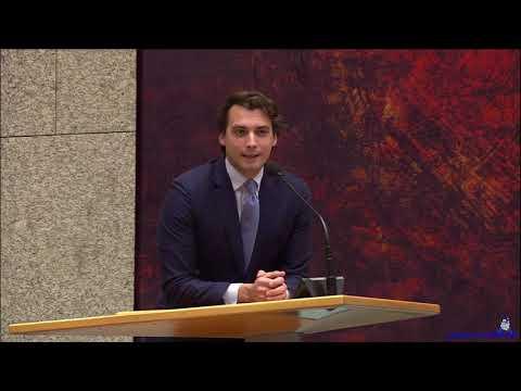 Thierry Baudet wordt uitgedaagd met motie - Debat Klimaatwet 19-12-2018