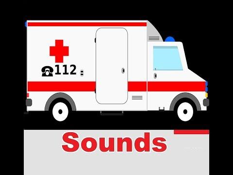 Ambulance Sound Effects All Sounds