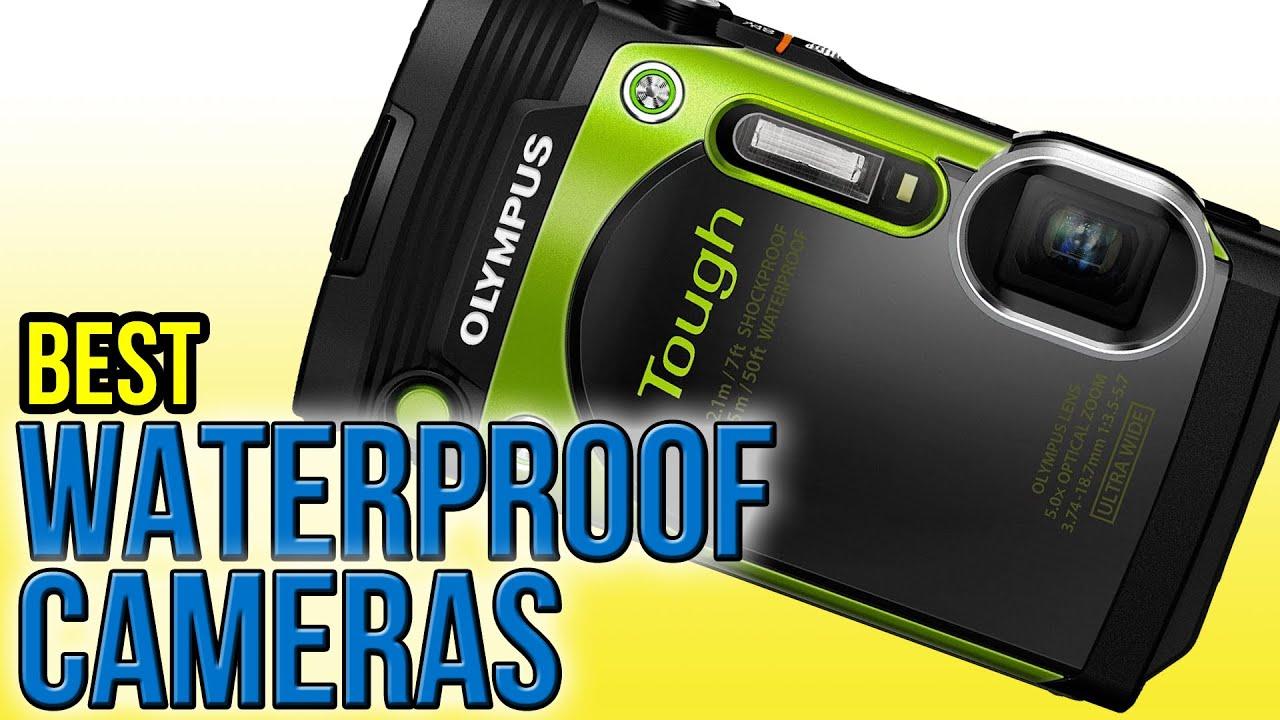 10 Best Waterproof Cameras 2016