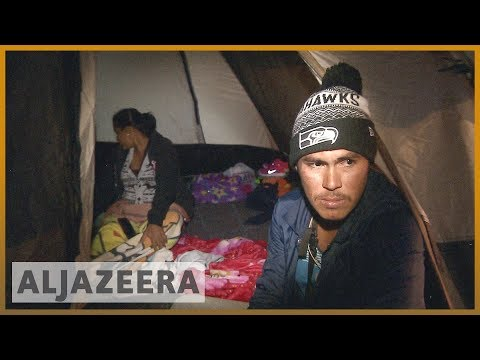 🇲🇽Mexico offers asylum to thousands in the migrant caravan l Al Jazeera English