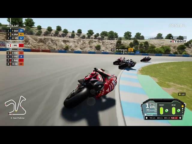 MotoGP 21 (видео)