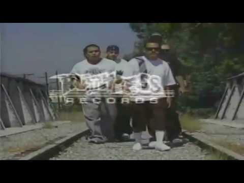 Brownside - Gang Related Promo TV Commercial 1994 (Ruthless Records)