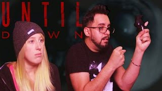MY POOR HEART CANT TAKE THE SCARES! | Until Dawn #5