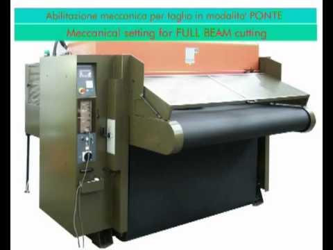 ATOM S600 BPH Series Automatic Full Beam Cutting Press