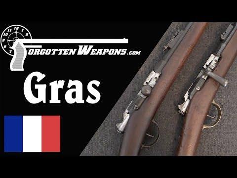 The 1874 Gras: France Enters the Brass Cartridge Era